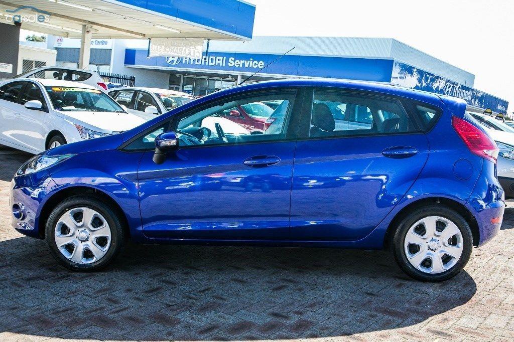 2012 Ford Fiesta CL PowerShift