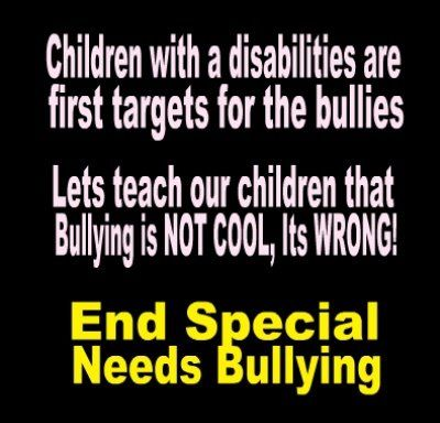 End Special Needs Bullying Bullying Quotes Anti Bully Quotes Special Needs