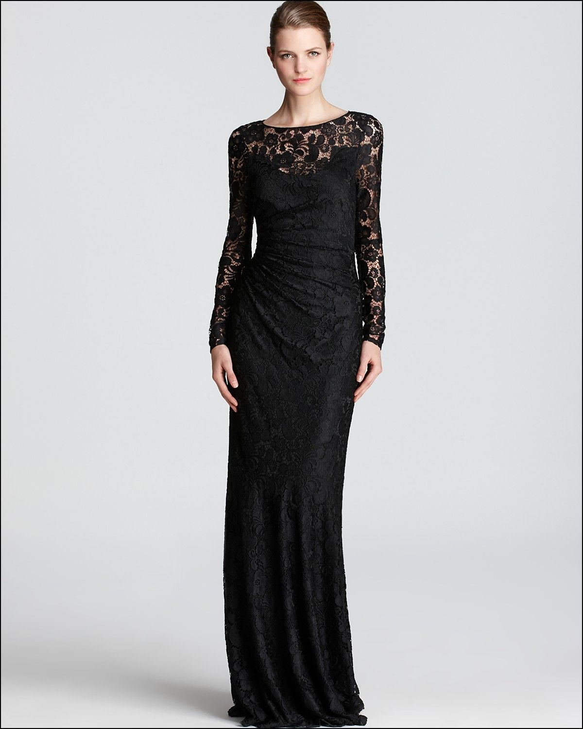 Beautiful Bloomingdales Designer Evening Gowns Embellishment ...