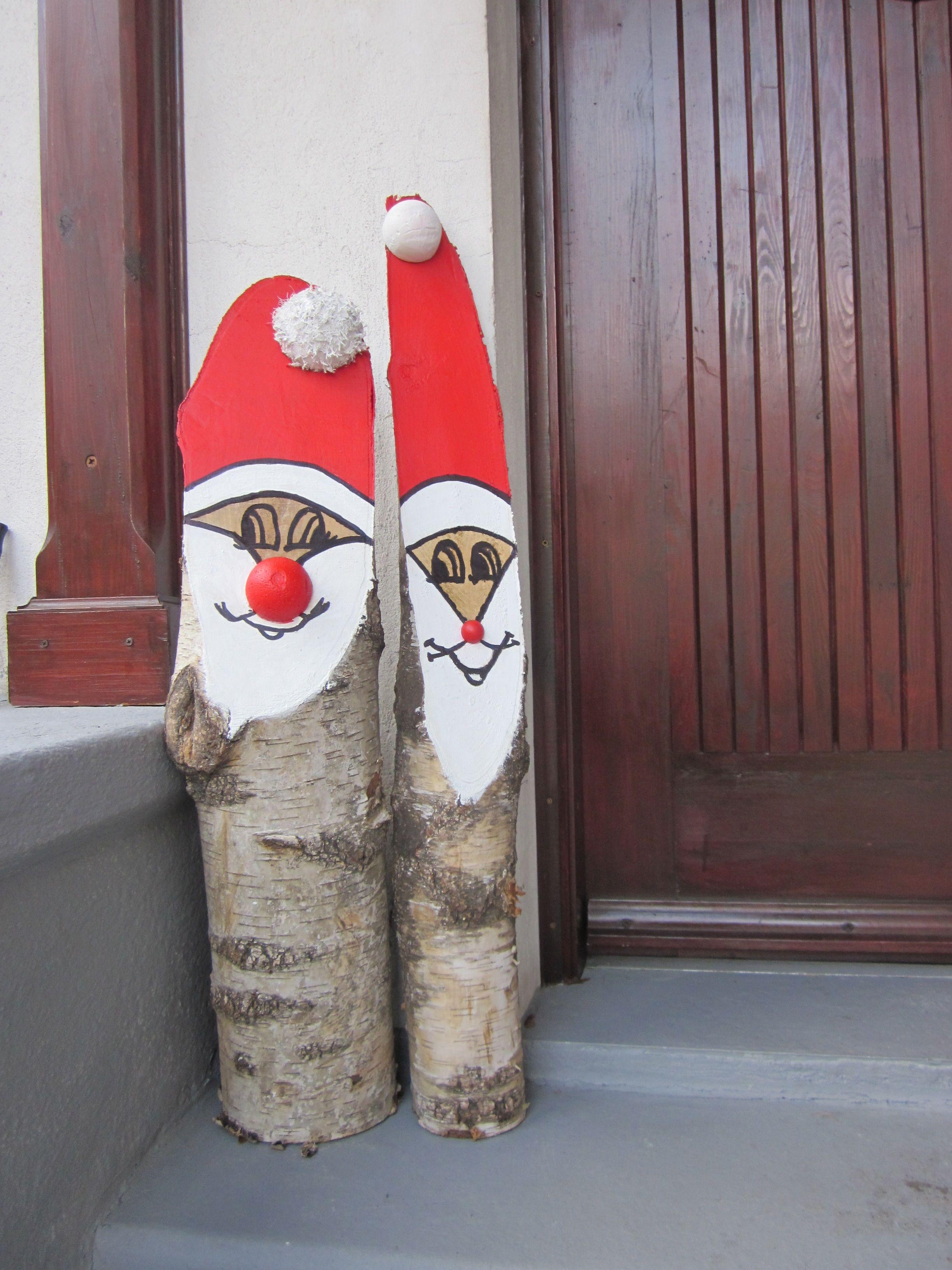 Brzozowe Mikolaje Christmas Time Christmas Deco Christmas