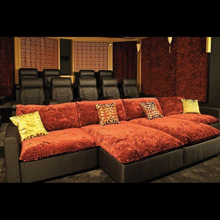 Cineak Intimo Home Cinema Sofa