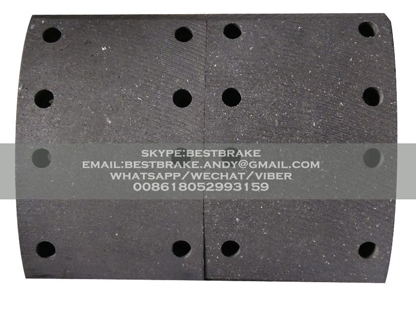 American truck brake lining FMSI 4720 (With images