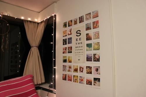 Dorm Room Wall Decor diy bedroom wall decor inspiration decoration | room decor (diy