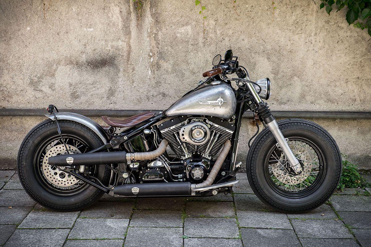 harley bobber fux 1 bikes pinterest harley davidson harley davidson motorcycles und. Black Bedroom Furniture Sets. Home Design Ideas