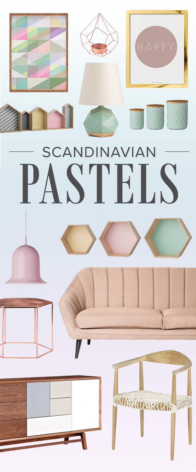 Your home should be a tranquil retreat, so scale back your style with a Pastel Scandinavian-inspired approach. Stock up on minimalist hallmarks—exposed woods, pretty pastels, and traditional Nordic geometrics—but be sure to personalize the space with playful accents. A faux trophy head or sheepskin area rug? This is the stuff that Scandinavian dreams are made of. Visit today and sign up for exclusive access to sales plus FREE SHIPPING on orders over $49.