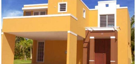 Colores para pintar una casa afuera 2 casa exterior en for Colores para pintar una casa