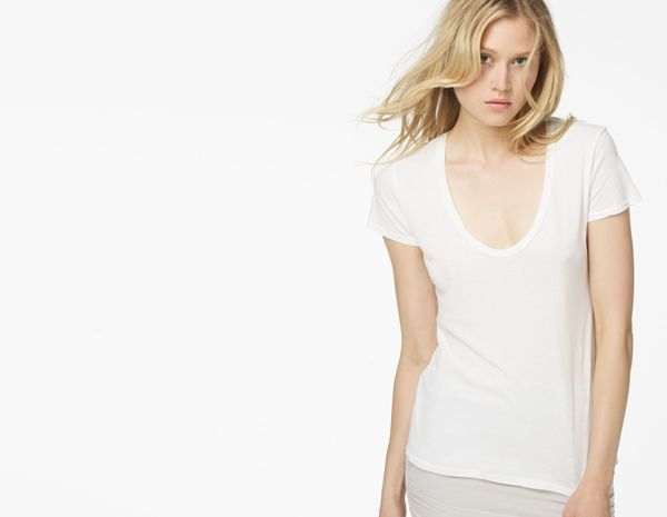 james perse - casual tee