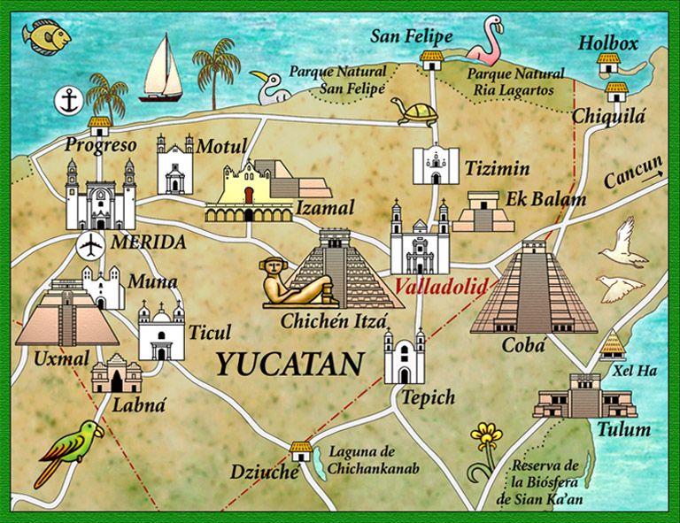Qu hacer en valladolid yucat n turismo en valladolid for Oficina de turismo de valladolid