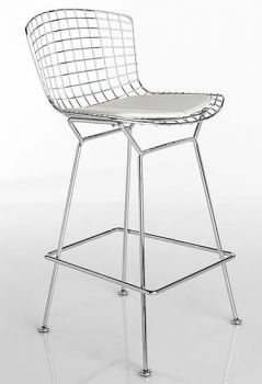 Excellent Bertoia Wire Bar Stool Mcm Furniture In 2019 Counter Beatyapartments Chair Design Images Beatyapartmentscom