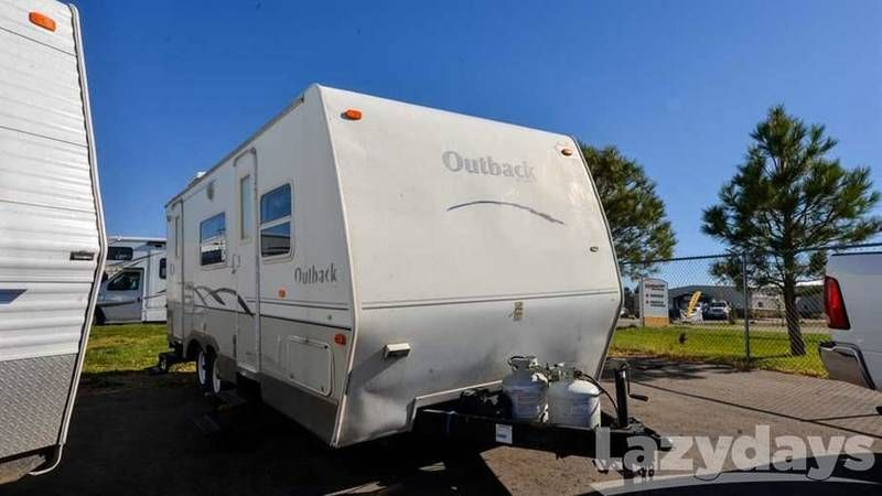 2004 Keystone Outback Sydney Edition Fw 25fbs For Sale Johnstown