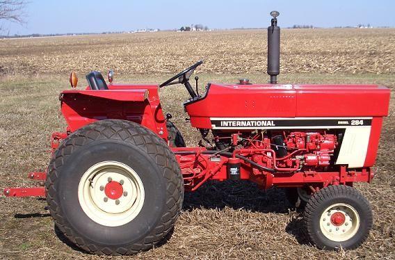 International Harvester Tractor Tractors Pinterest