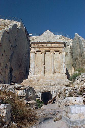 Zechariah s monument viagens e imagens