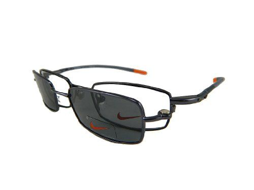 new nike rx prescription flexon eyeglass frame w magnetic snap on polarized sunglasses