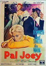 Pal Joey 1957 Descargacineclasico Net Carteles De Pelicula Antiguos Titulos De Peliculas Cine Musical