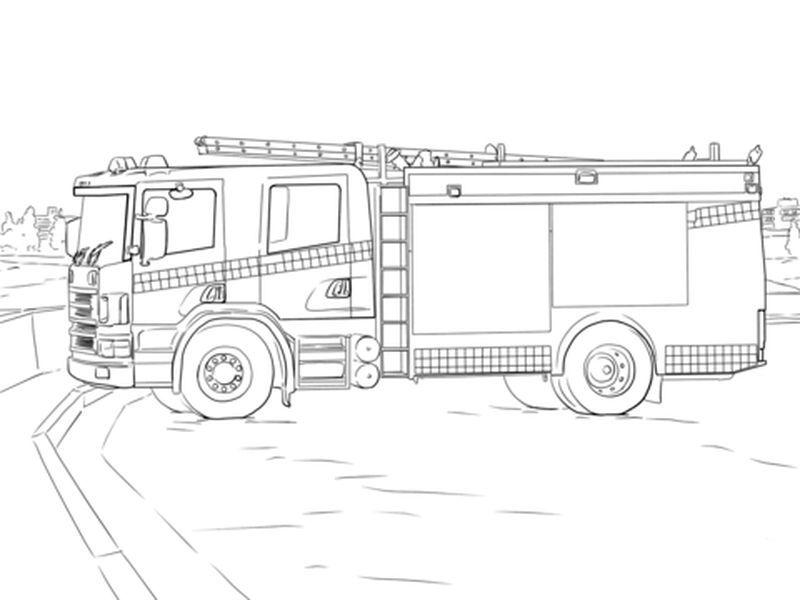 ausmalbilder polizei bus  aiquruguay