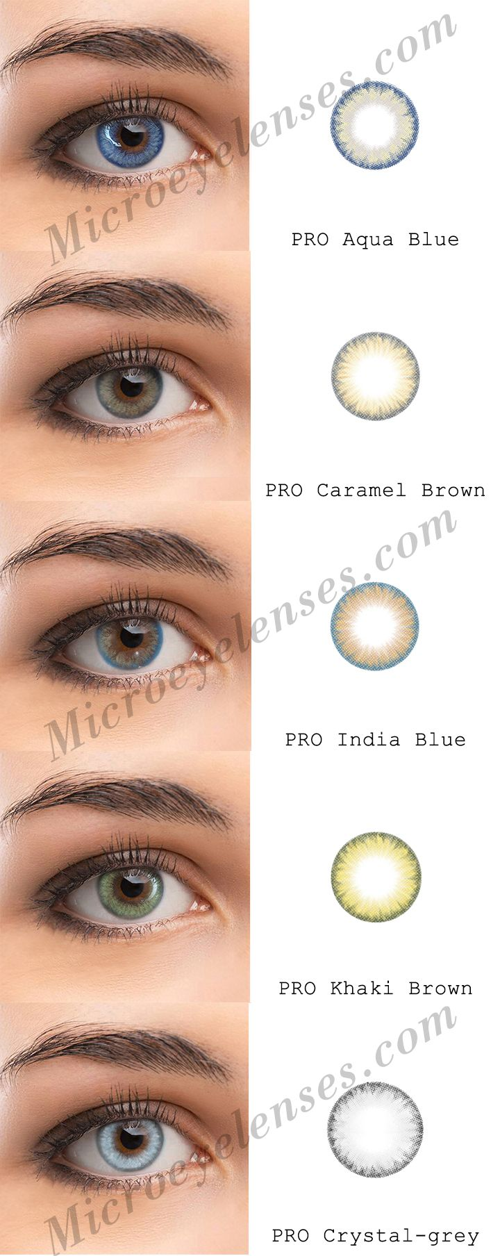 Microeyelenses Com Colored Contact Lenses Online Shop Pro Series Aqua Blue Brown Indian Blue Contact Lenses Colored Green Contacts Lenses Colored Contacts