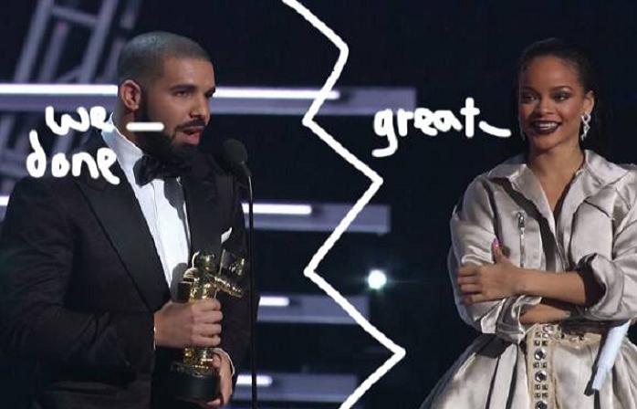 SMH RiRi and Drake Breakup AGAIN! Rihanna Wants Chris