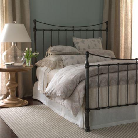 Ethlen Tango Danby Bed Ethan Allen Furniture Interior Design