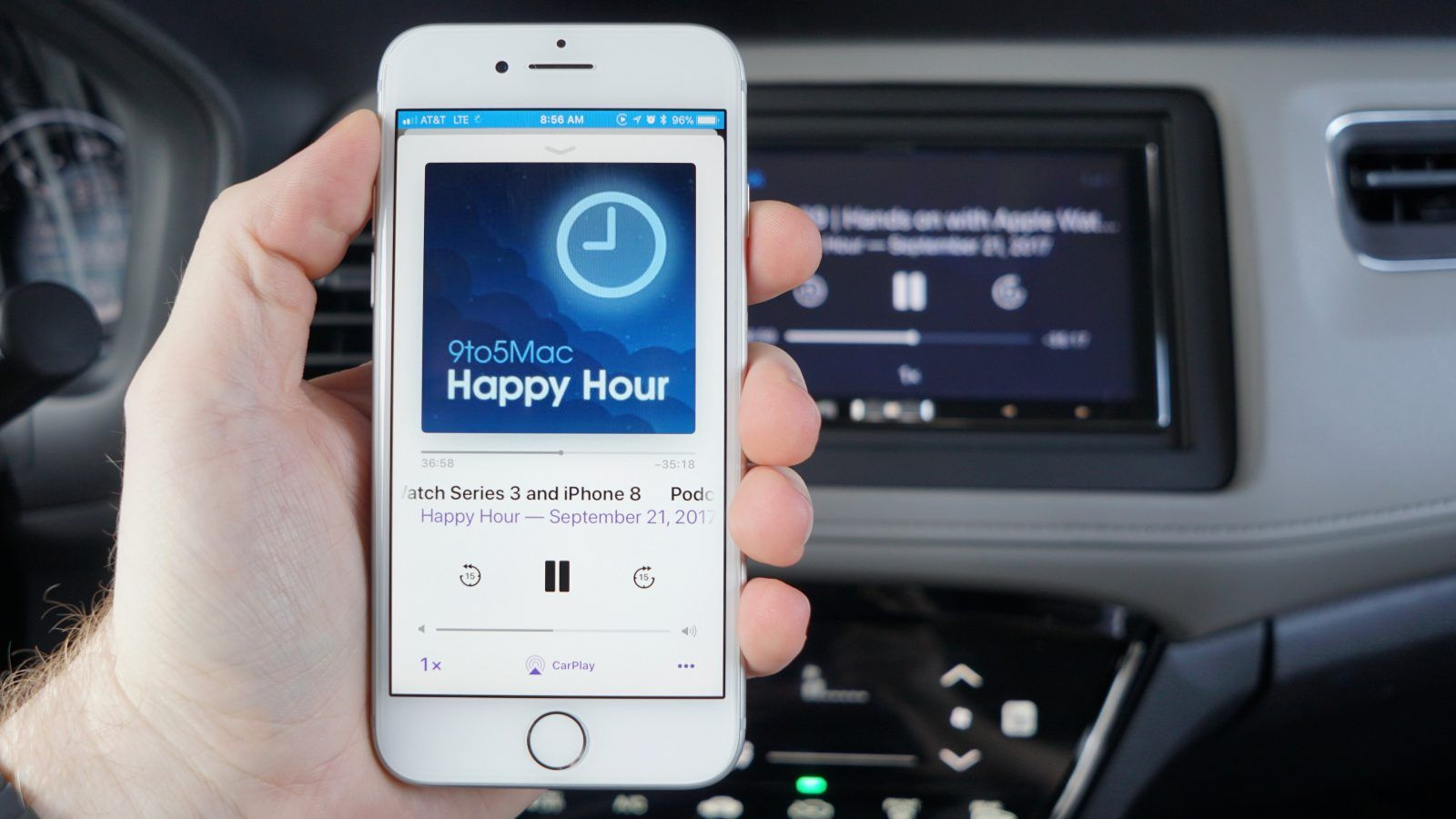 CarPlay, Apple's iPhone feature that brings communication
