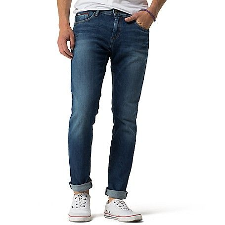 Hilfiger Denim Mens Scanton Slim Jeans Tommy Jeans New Styles Cheap Price ptk28ywHl