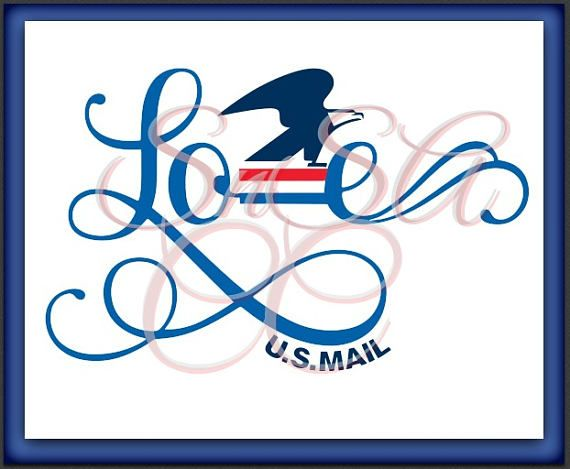 Metal Sign POST OFFICE United States USPS postal service mailman mail carrier