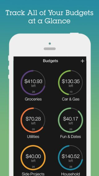 wellspent simple and sleek budgeting app that helps you stick to your budgets by incravo llc