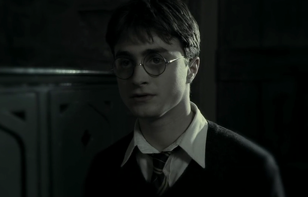 Harry Finds Him There Harry Potter Years Daniel Radcliffe Harry Potter Harry Potter Pictures