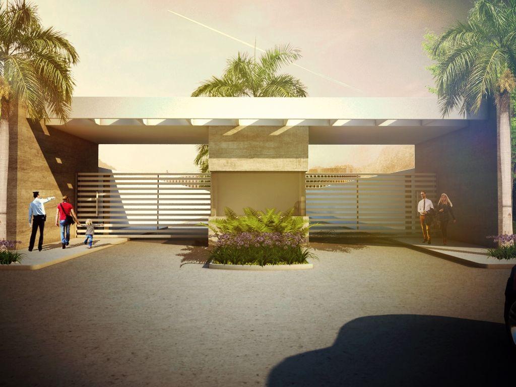 Portaria Condominio Flor Do Vale Condominio Arquitetura Condominios Residenciais