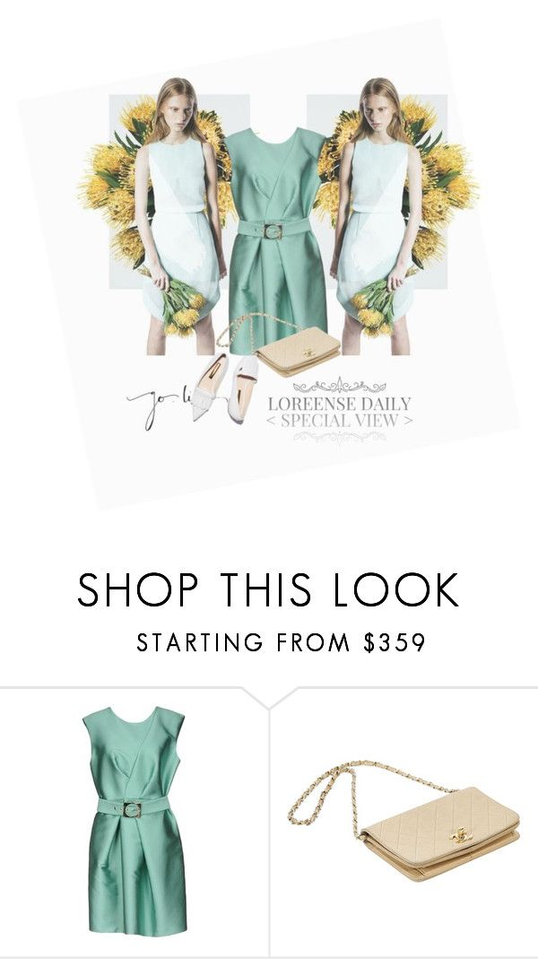 """""""Insider vol. 112"""" by loreense ❤ liked on Polyvore featuring Tara Jarmon, Chanel and loreensedaily"""