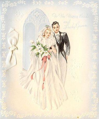 фото свадебные открытки