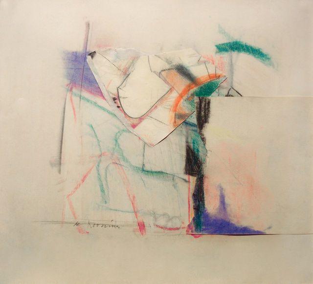 """Untitled"", Willem de Kooning, 1957"