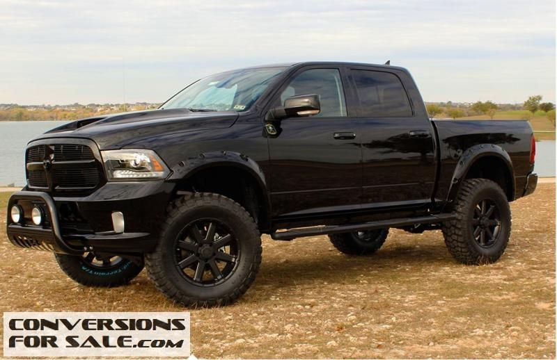 2015 ram regency black hawk lifted truck showcase listing - Dodge Truck 2015 Lifted