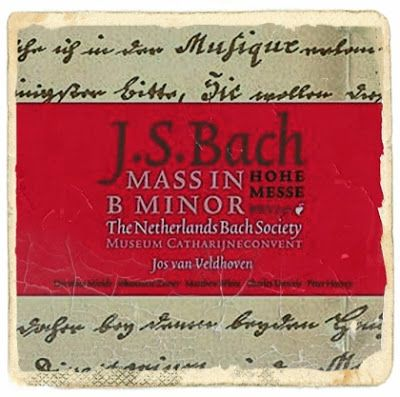 The Bach Mass In B Minor Coincidence Story #coincidence