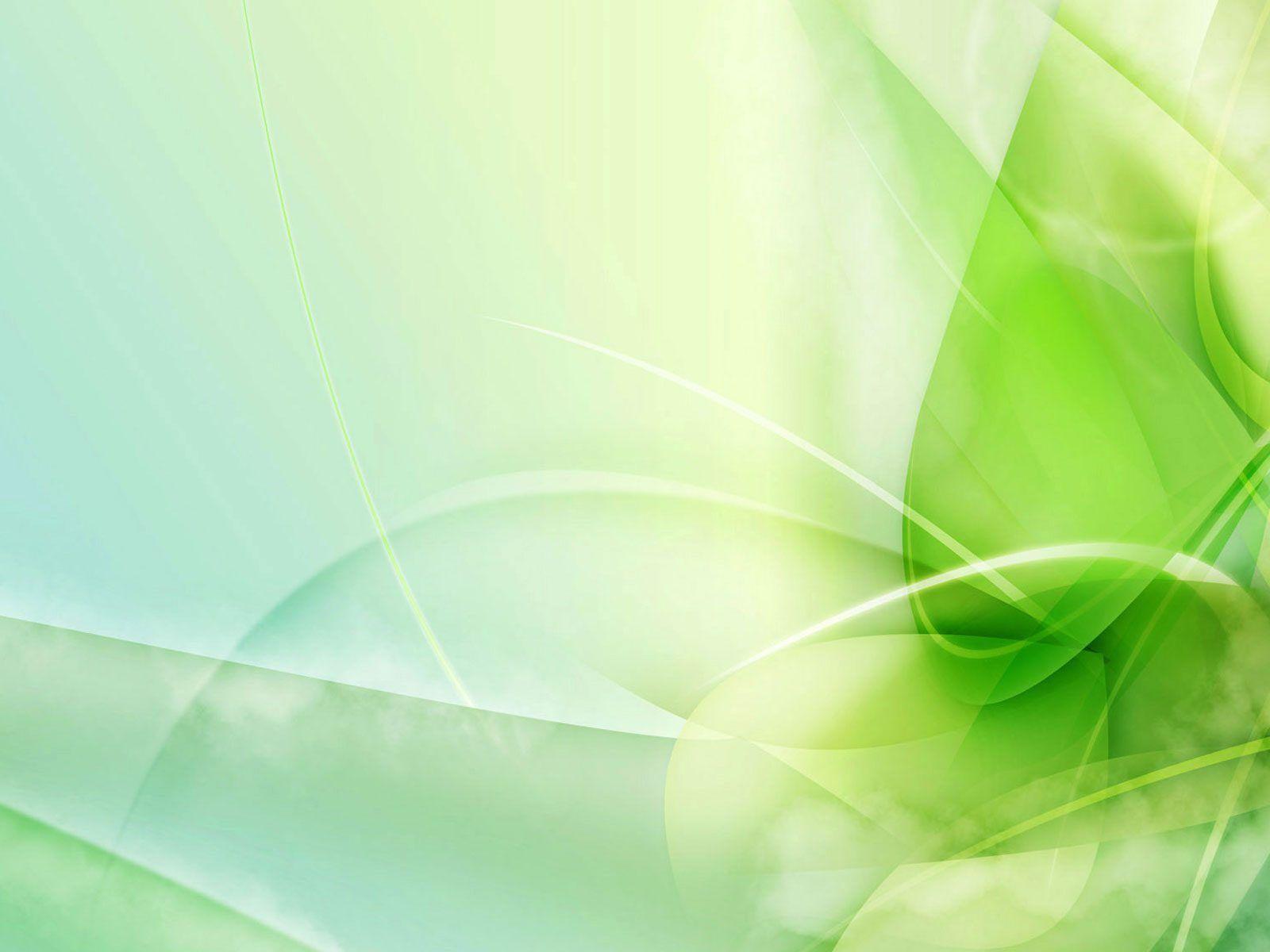 Fondo De Pantalla Abstracto Corriente De Cruces: Fondos Para Diapositivas Powerpoint Verdes Trebol Pictures
