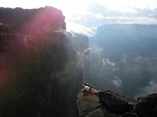 Zwischen Roraima und Kukenan,  Roraima Trekking.