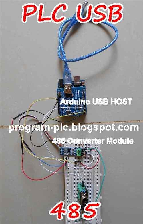 Omron PLC USB to 485 Converter and Siemens PLC | PLC, SCADA