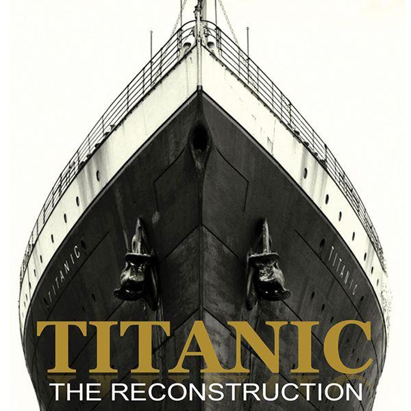 La recreación más grande del mundo del famoso transatlántico