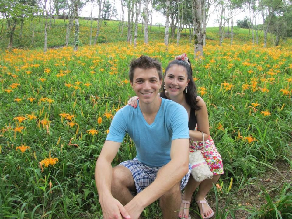 Interview With Rob And Victoria - An American Couple in Taipei - Reach to Teach
