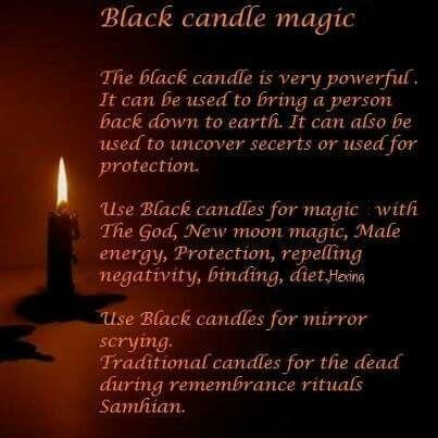 Black Candle Magick