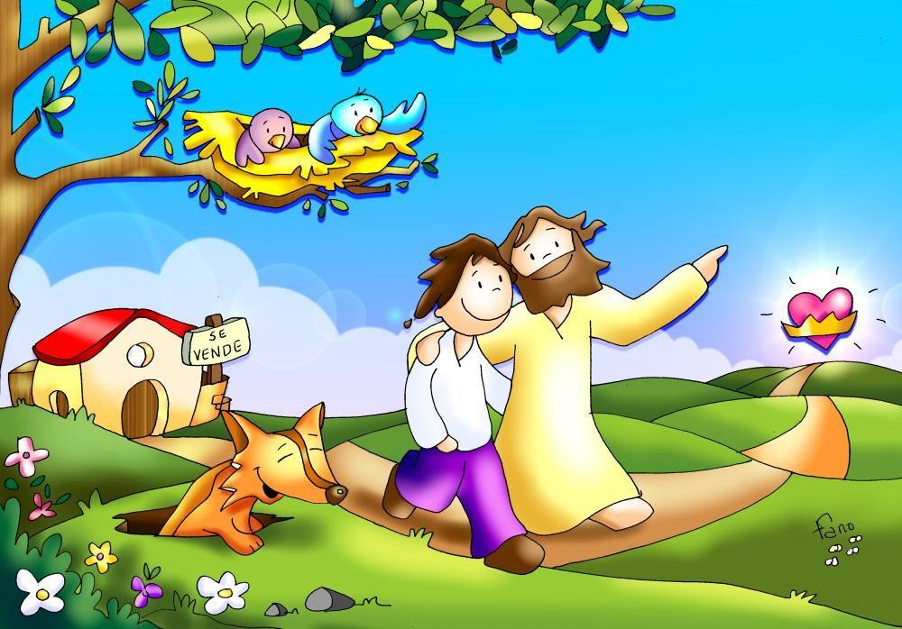 Dibujos De Fano En Color Diocesis De Malaga Portal De La Iglesia Catolica De Malaga Dibujos De Jesus Familia Ilustracion Ilustracion De Los Ninos