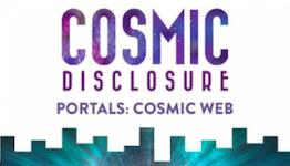 コズミック・ディスクロージャー  ポータル:コズミック・ウェブ  シーズン1、エピソード12  デイヴィッド・ウィルコック、コーリー・グッド