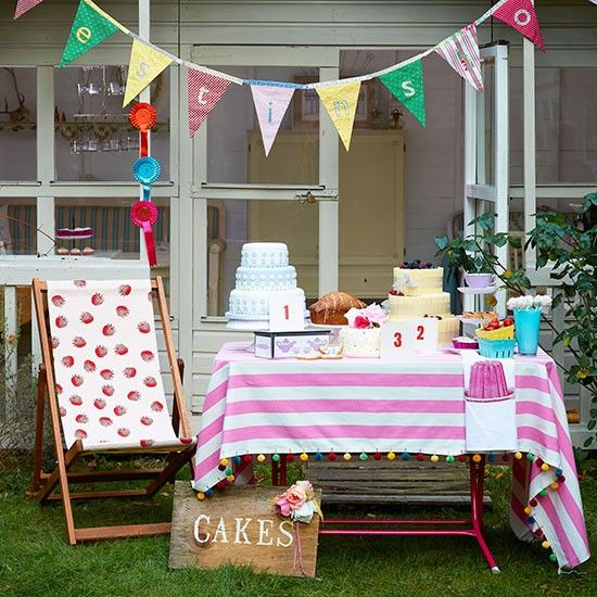 Garden Party Ideas Entertaining