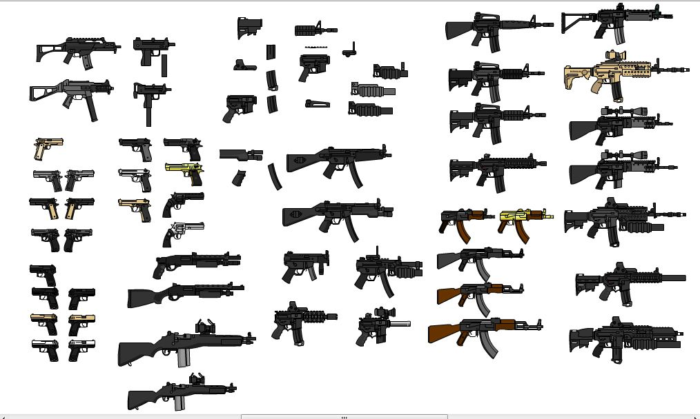 Artwork-Gun-Chart.jpg | brainstorming | Pinterest