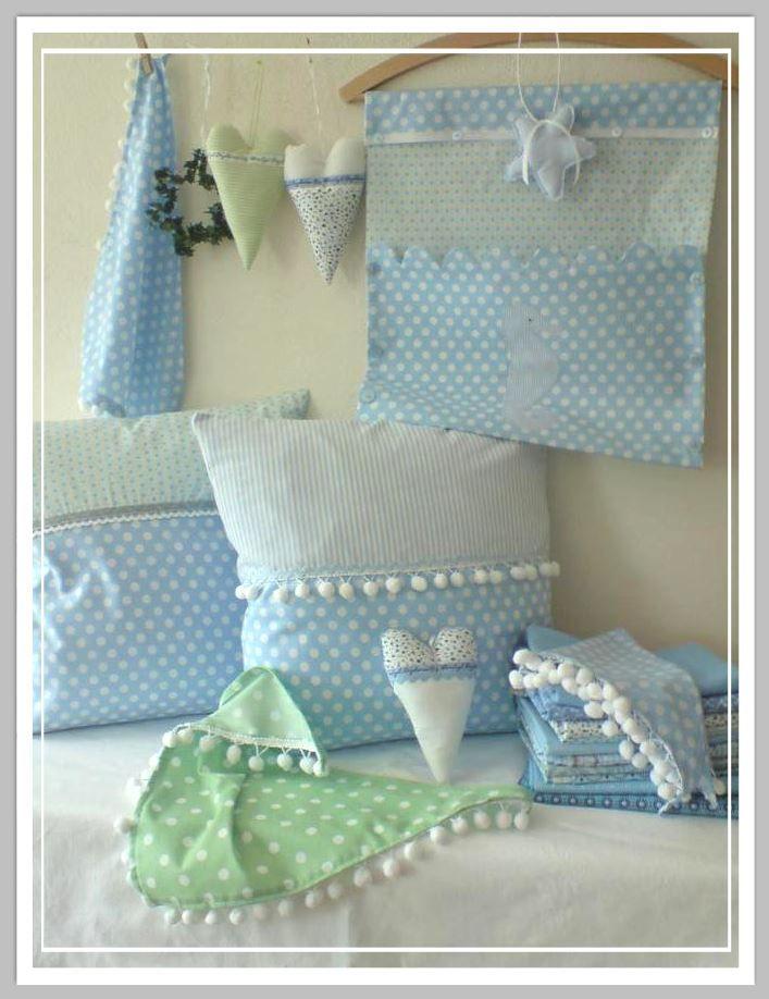 Cojines para la habitaci n del bebe proyectos que - Cojines para bebes ...