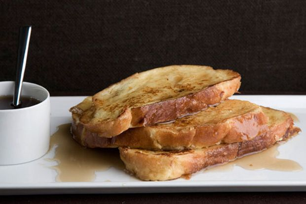 Find the recipe for Buttermilk French Toast and other bread recipes at Epicurious.com
