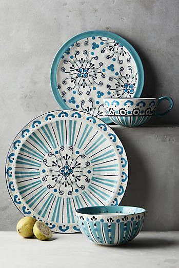 Agean Dinner Plate & Agean Dinner Plate | Dorm/Small Space Living | Pinterest | Dinners ...