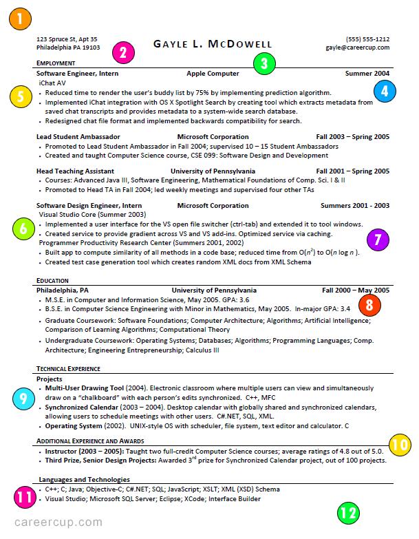 Excellent Resume Samples | Resume Format Download Pdf