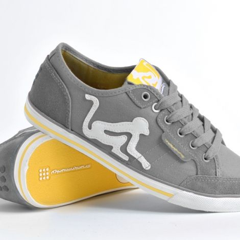 Drunknmunky New England Classic 035 Grey | Shoes | Footwear