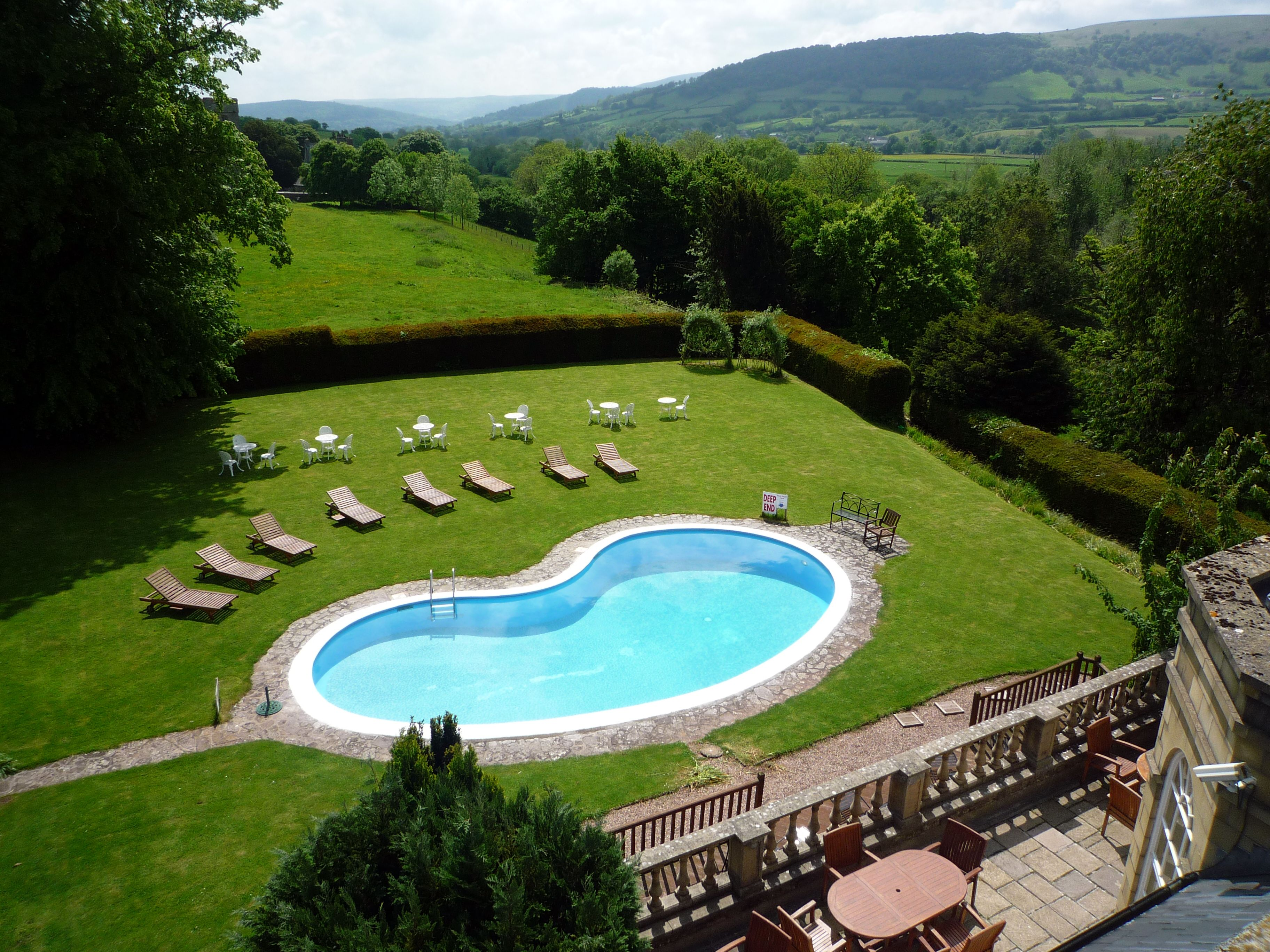 Luxury Hotels Near Brecon Peterstone Court Hotel And Spa Welsh Rarebits