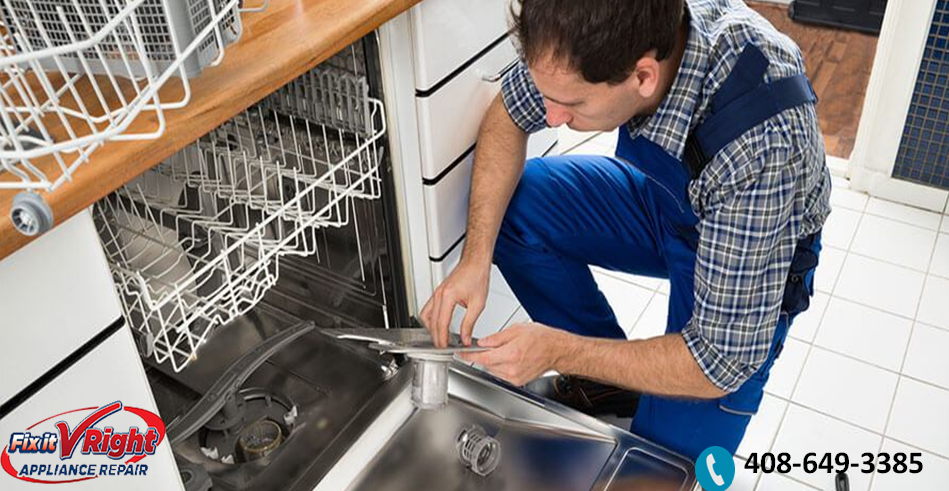 Be A Little Attentive Towards Your Appliances With Daily Maintenance Appliance Repair Service Appliance Repair Dishwasher Repair